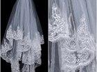 Увидеть изображение Салоны красоты Фата ,перчатки новые на свадьбу ! 36761218 в Уфе