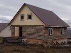 Увидеть изображение Дома Красивый бревенчатый дом в Юматово 68943448 в Уфе