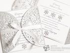 Скачать foto  Свадебные приглашения для зимней , сказочно-красивой свадьбы, 69749597 в Уфе