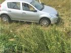 Смотреть изображение Аварийные авто Продам Рено Сандеро, 2014 г, Битый, 70210515 в Уфе