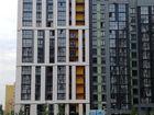 Продается большая 1-комнатная квартира в ЖК Квартал Энтузиа