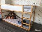 Кровать двусторонняя