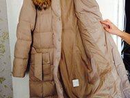 Куртка зимняя Покупала эту куртку в прошлом году. Носила всего один сезон, напол