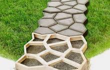 Форма для садовой дорожки Мозаика