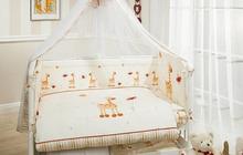 Комплект белья в кроватку Perina