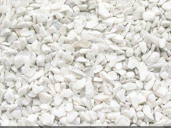 Новое изображение Отделочные материалы Мраморный щебень от УРАЛСТРОЙ 32601824 в Уфе