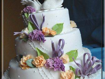 Свежее фото Организация праздников Свадебный каравай или чак чак в подарок при заказе торта 33195509 в Уфе