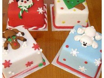 Скачать бесплатно изображение Организация праздников Новый год в Уфе новогодние торты Уфа торты в Уфе подарки каждому заказчику 33709130 в Уфе