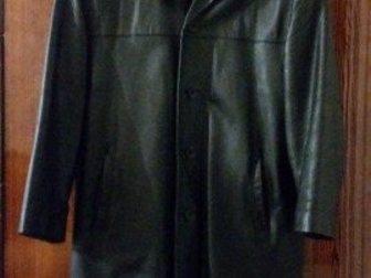 Новое изображение Разное Куртка кожаная натуральная 35773720 в Уфе