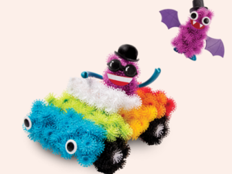Увидеть foto Детские игрушки Мягкий конструктор-липучка Банчемс 400 деталей 37192539 в Уфе