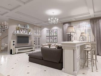 Скачать фото Дизайн интерьера Дизайн интерьера домов, квартир, офисов, кафе, ресторанов 39902820 в Уфе