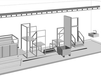 Просмотреть фотографию  Оборудование для убойного цеха КРС 44632412 в Уфе