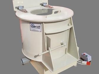 Уникальное фотографию  Центрифуга очиститель для обработки слизистых и шерстных субпродуктов (оборуд-е для убойного цеха) 63109924 в Уфе
