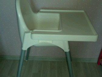 Продам стульчик для кормления Икеа в хорошем состоянии, Иглино, Могу привезти в Уфу, Состояние: Б/у в Уфе