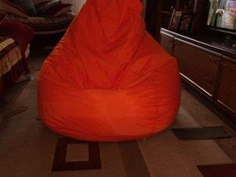 Кресло-мешок Груша красное,  2шт,  1900 р/шт,  Торг, в Уфе