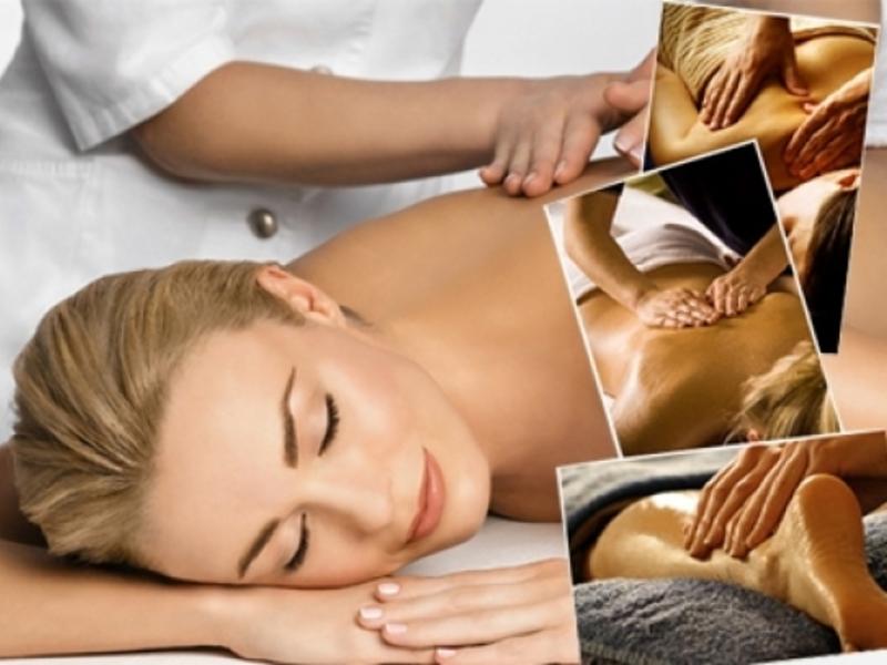 Что входит в общий массаж