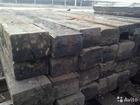 Фотография в Строительство и ремонт Разное Деревянные шпалы б. у. в хорошем состоянии, в Угличе 10