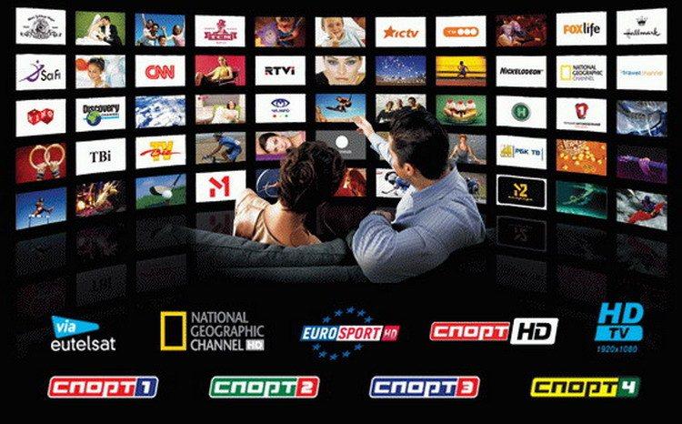 Как сделать чтобы смотреть тв каналы