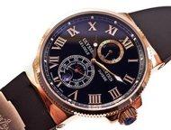 Ulysse Nardin Часы Ulysse Nardin – самые необычные часы, которые вы где-либо уви