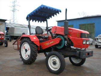 Свежее фото Трактор Минитрактора производства КНР 24342341 в Улан-Удэ