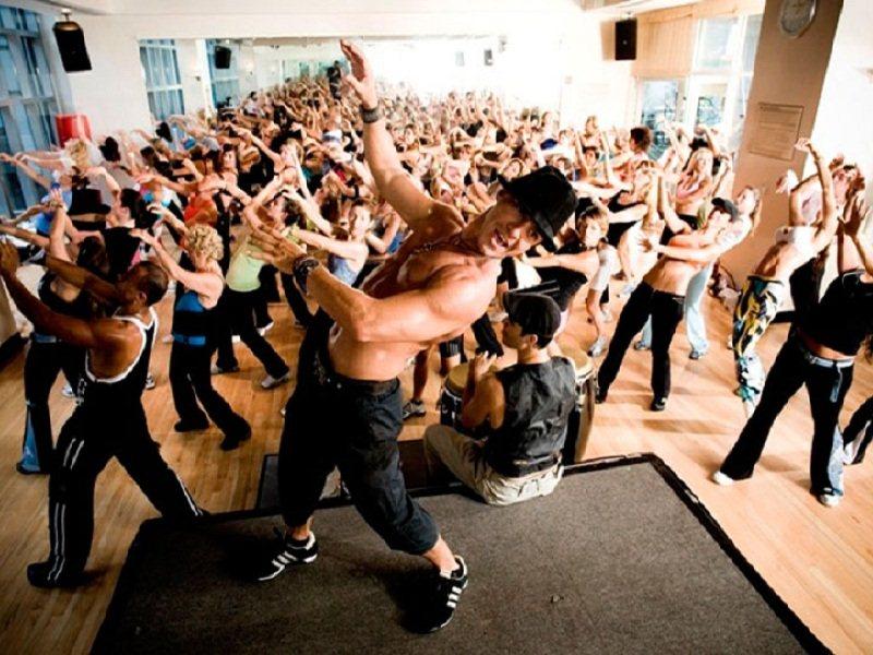 Мастер класс танца для мужчин