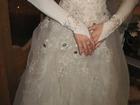 Скачать бесплатно фото Женская одежда Свадебное платье новое 36993553 в Ульяновске