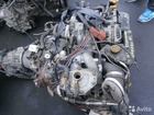 Фото в Авто Разное Двигатель SUBARU FORESTER SF5 2000 EJ20T в Ульяновске 49000