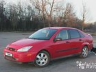 Ford Focus 2.0AT, 2001, седан