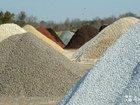 Материалы песок щебень дрова с доставкой, вывоз
