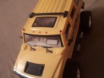 желтый джип на пульте управления ( пульта нет ) в хорошем состоянии, Состояние: Б/у в Ульяновске