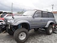 Toyota Land Cruiser 80 по Запчастям Все запчасти Без Пробега По России (Контракт
