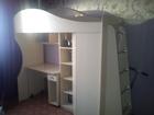 Свежее изображение  уголок школьника с кроватью 34950041 в Усть-Илимске
