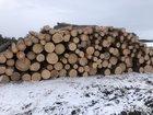 Лес-кругляк, дрова (сосна, береза), сухостой (сосн