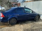 Ford Focus 1.6 МТ, 2008, 106 000 км