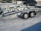 Фотография в Авто Прицепы для легковых авто Прицеп автовоз. Лафета в наличии. СПЕЦЗАКАЗ. в Великом Новгороде 245000