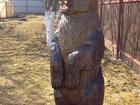 Изображение в Мебель и интерьер Антиквариат, предметы искусства Скульптуры из дерева в наличии и на заказ, в Великом Новгороде 15000