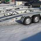 Прицеп-лафета для перевозки автомобиля или другой техники