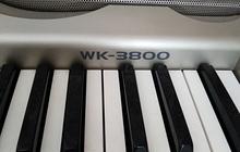 Продам синтезатор Casio wk-3800