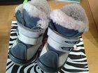 Изображение в   Продаю детские зимние ботинки на цигейке в Видном 1000