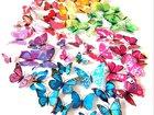 Скачать бесплатно foto Дизайн интерьера Виниловые бабочки 3D 33980177 в Владимире