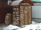 Уникальное фото  Большая дровница садовая Бесплатная доставка 69582608 в Владимире