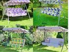 Новое фотографию  Качели садовые, бюджетные 69924146 в Владимире