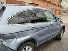Honda CR-V 2.0AT, 2007, битый, 176750км