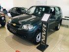 Chevrolet Niva 1.7МТ, 2020, 1000км