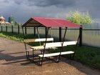 Свежее изображение Мебель для дачи и сада Беседка садовая Ирина доставка есть 76207798 в Астрахани