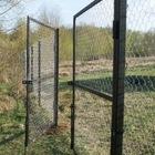 Ворота и калитки , Бесплатная доставка по всей России