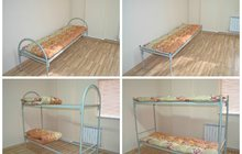 Металлические кровати эконом класса с доставкой по Оренбургу и области
