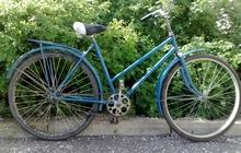 Велосипед дамский СССР