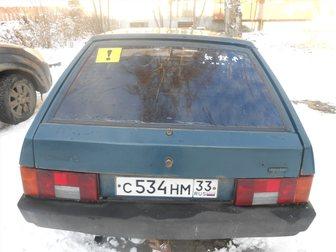 ВАЗ 2109 Хэтчбек в Владимире фото