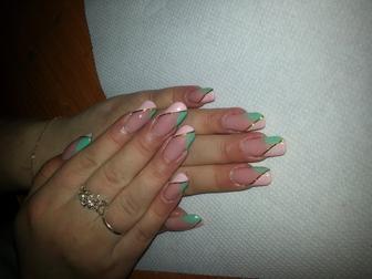 Скачать бесплатно изображение  Наращивание ногтей 34600574 в Владимире